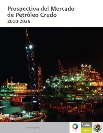 Prospectiva del Mercado de Petroleo Crudo 2010 - 2025