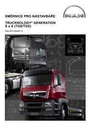 TRUCKNOLOGY® GENERATION S a X (TGS/TGX) - MANTED