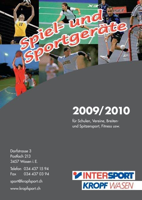 2009/2010 - Kropf Sport