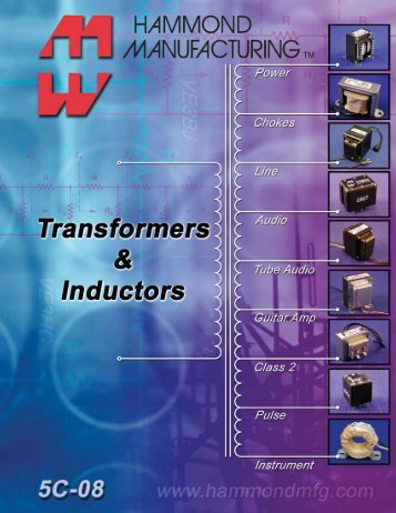 Transformers & Inductors