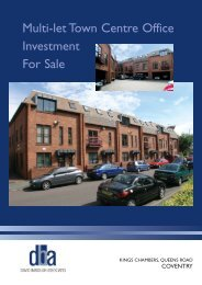 Multi-let Town Centre Office Investment For Sale - DBA Properties