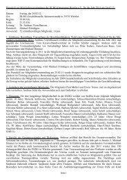 Protokoll 24.02.2012 - promv12.pdf - DLRG-Ortsgruppe Wetzlar eV