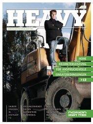 Heavy 2/2011 (4 MB, PDF file) - Nokianheavytyres.de
