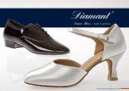 Katalog ansehen (PDF) - Diamant Dance Shoes
