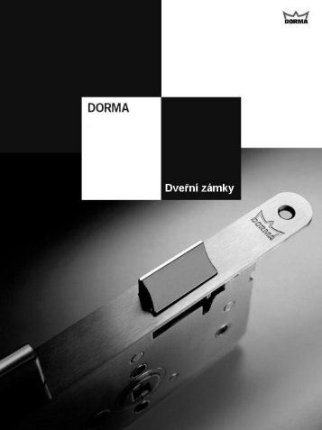 Zadlabací zámky - katalog - ROVEL CZ