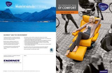 Ekornes® catalogue
