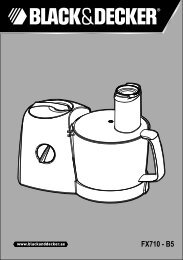Instruction Manual - Service