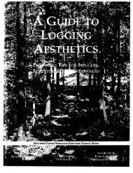 A Guide to Logging Aesthetics - Department of Natural Resources ...
