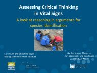 Assessing Critical Thinking in Vital Signs