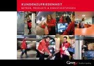 KUNDENZUFRIEDENHEIT - Q-Park GmbH & Co. KG