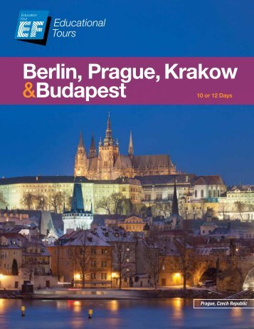 Berlin, Prague, Krakow &Budapest - EF Educational Tours