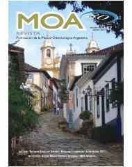 revista 47 - MOA :: Mutual Odontológica Argentina