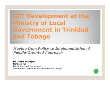 importance of ict in church development Achieving the mdgs a background paper ict4d ict for development fig1 the role of icts in the development of sectors of the economy.