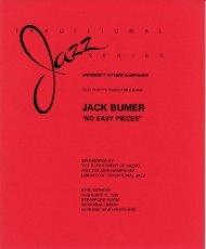 JACK BUMER - University of New Hampshire