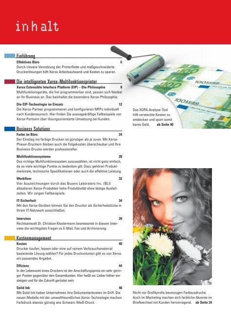 Xerox Sonderedition Business & IT