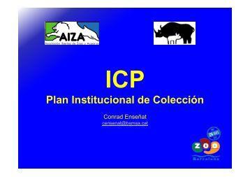 Plan Institucional de Colección - AIZA
