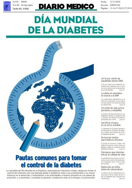 federación internacional de diabetes atlas de diabetes hallazgos clave 2020