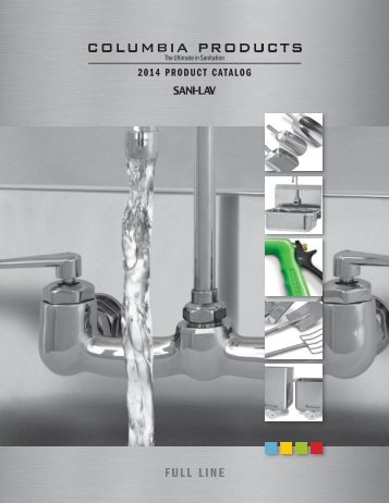 Download Our Complete Product Catalog - Columbia Products