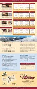 preise winter 2011/2012 - Hotel Ahrntaler Alpenhof - Seite 2