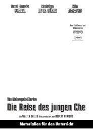 Filmheft MCD 8 - Bernhard Springer