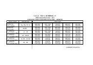 calendario corsi di recupero igea - geometri - ISIS Via Ivon de Begnac