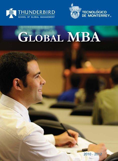 GLOBAL MBA - Thunderbird School of Global Management