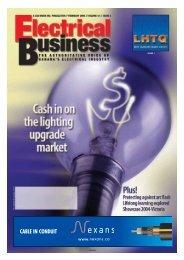 February 2005.pdf - Electrical Business Magazine