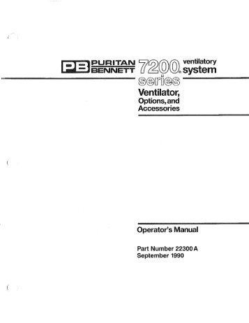 maquet servo i service manual