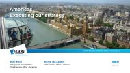 Aegon Americas: Executing our strategy