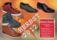 Sascha sGmbH - Grosse Schuhe und mehr für lange Männer