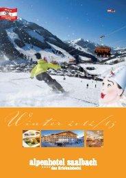 Seminar & Konferenz - Alpenhotel Saalbach