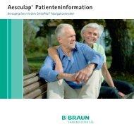 Broschüre zum Downloaden als PDF - B. Braun Medical AG