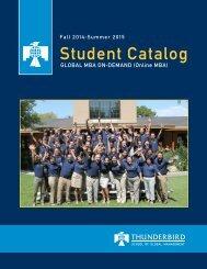 Download - Thunderbird Students - Thunderbird School of Global ...