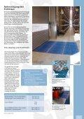 Reifenreinigungsanlage trocken ProfilClean - Schuhputzmaschine.ch - Page 2