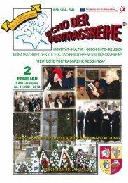 copie echo februar 2012.pmd - Demokratisches Forum der Banater ...