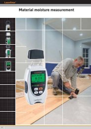 Material moisture measurement - Spot-on.net