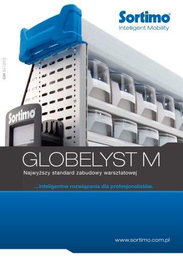 Globelyst M – nowy system zabudowy od Sortimo - MobilCar sc