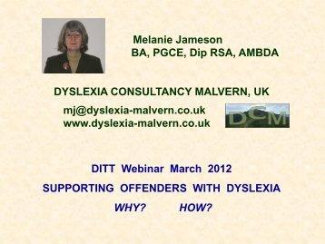 here - Dyslexia International