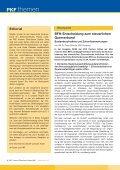 Heft4 11/2007 Steuerlicher Querverbund weiterhin im Focus - PKF - Seite 2