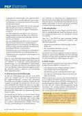 Heft4 11/2007 Steuerlicher Querverbund weiterhin im Focus - PKF - Seite 6