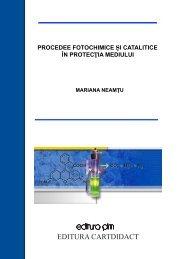 Procedee fotochimice si catalitice in protectia mediului - PIM Copy