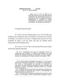 PROJETO DE LEI Nº , de 2010. (Do Sr. Dr. Marcelo Itagiba) Altera a ...