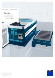 TruLaser 3030 Lean Edition PDF, 316 kB - KOZ Makina