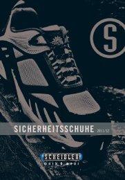 SICHERHEITSSCHUHE 2011/12 - Scheibler work & wear