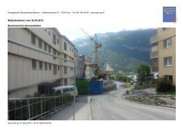 Bildaufnahmen vom 30.05.2012 - Evangelische Alterssiedlung ...