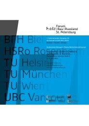 IKH 2010 - Forum-HolzBau