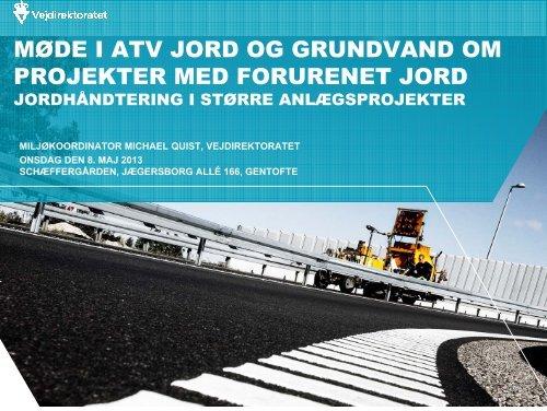 Michael Quist - ATV - Jord og Grundvand