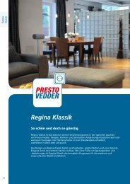 Regina Klassik - Presto-Vedder