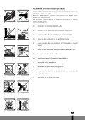 C AUFSTELLEN IHRES ENTFEUCHTERS - PVG - Page 3