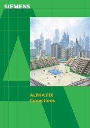 ALPHA FIX Conectores - Industry